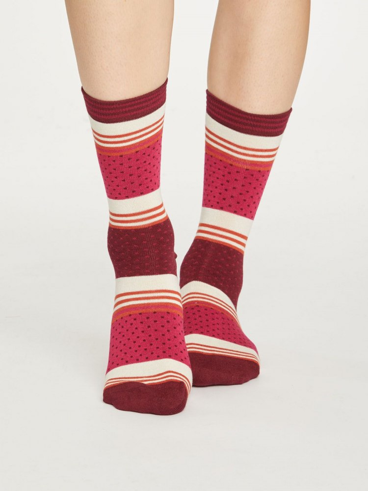 spw395-magenta--pink-dotty-sustainable-stripey-bamboo-socks--2.jpg