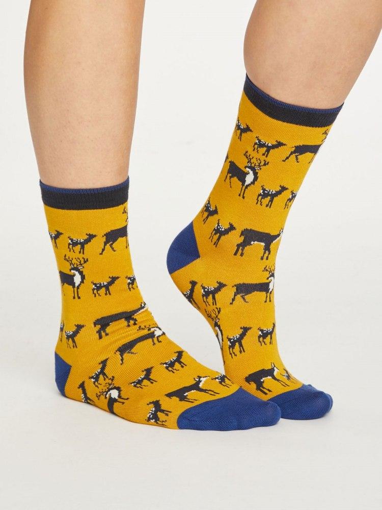 spw399-mustard--yellow-animal-kin-ladies-bamboo-socks--2.jpg
